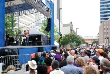 Jazz Fest Downtown