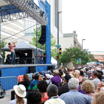 Jazz Fest Downtown