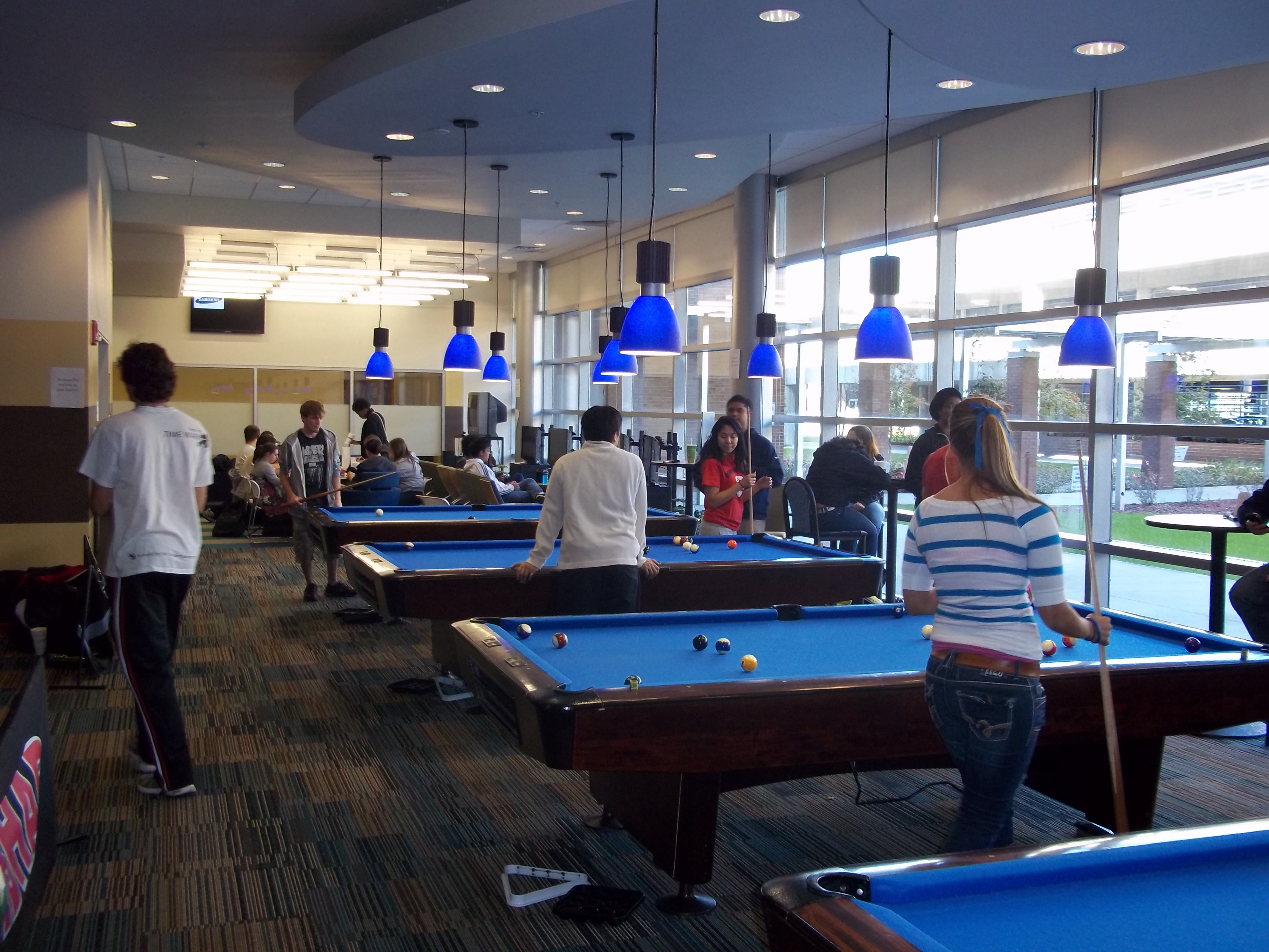 unf game room