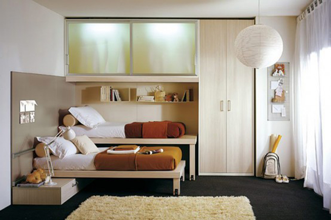 decorating small spaces 18629 | small bedroom for minimalist space