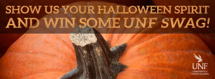 UNF Admissions Halloween Contest